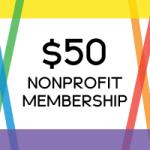 $50 Nonprofit Membership